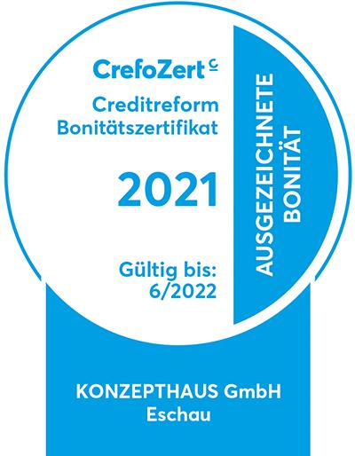 CrefoZert Zertifikat